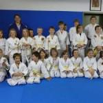 Guertelpruefung Judo spielend 2012