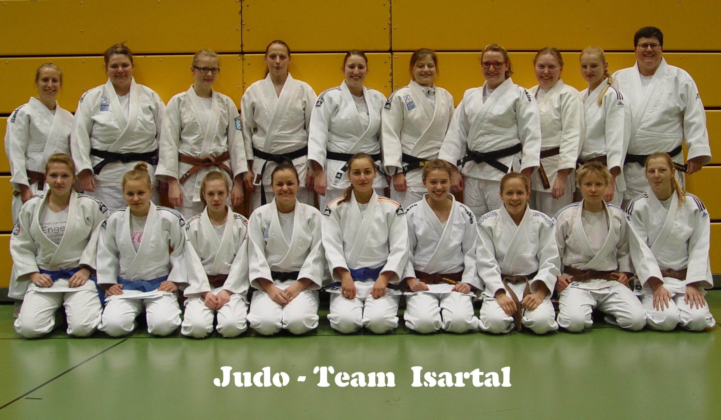Judoteam Isartal 2015